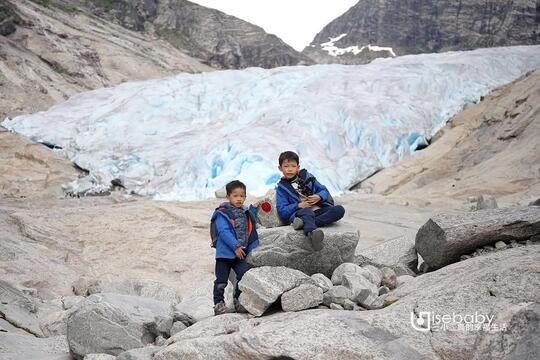 露營 露營進化史—如何帶孩子到挪威露營、體驗冰川健行?