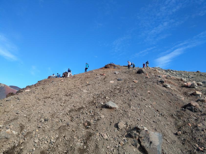 紐西蘭魔戒末日火山健行