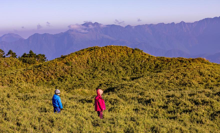 親子合歡北峰初體驗