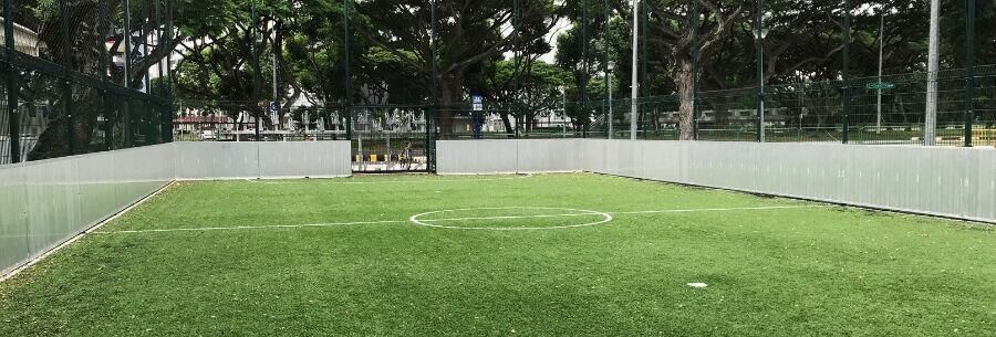 Decathlon Singapore Lab Soccer Pitch