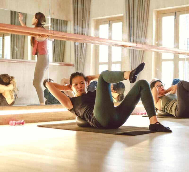 What To Wear To A Barre Class