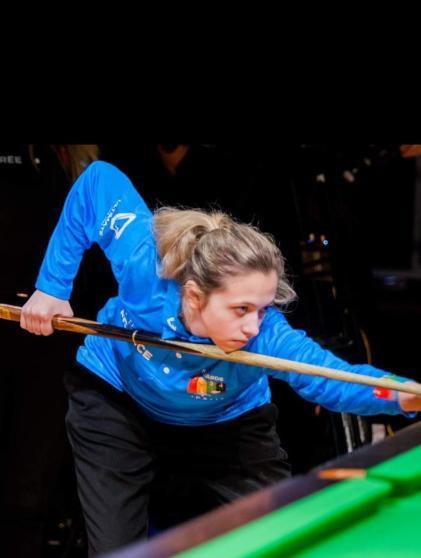 Billard anglais - blackball - pool séverine - snooker