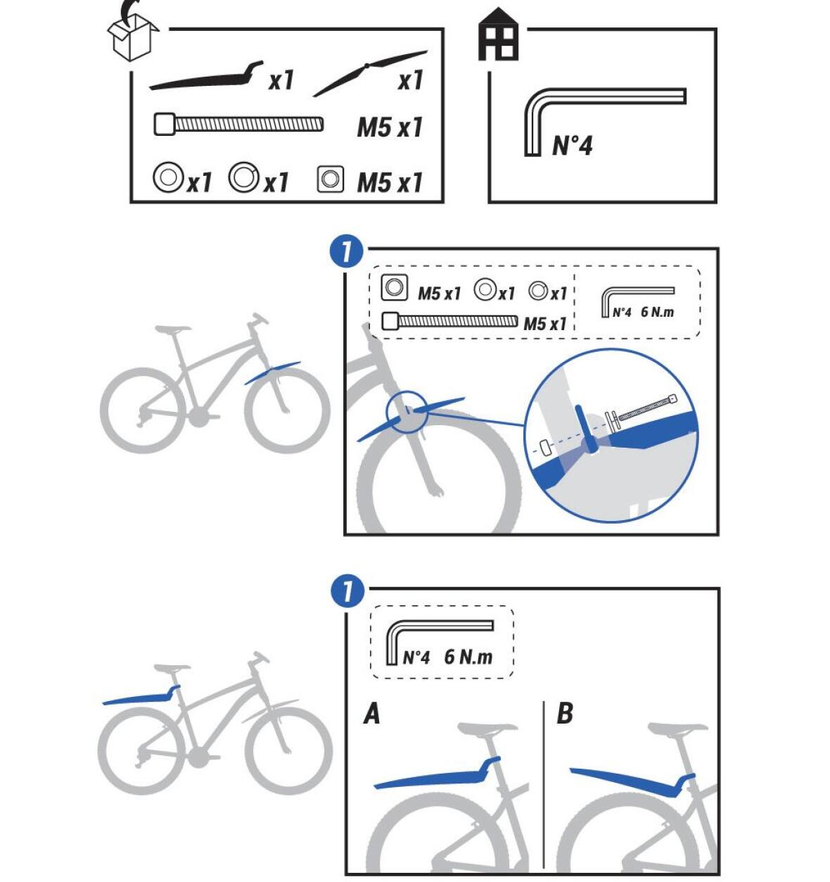how-to-fit-mudguards-mountain-bike