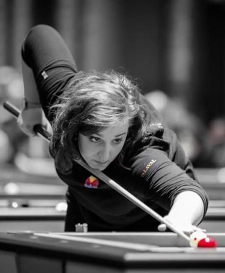 Billard anglais - blackball - pool ophelie - billard au féminin decathlon