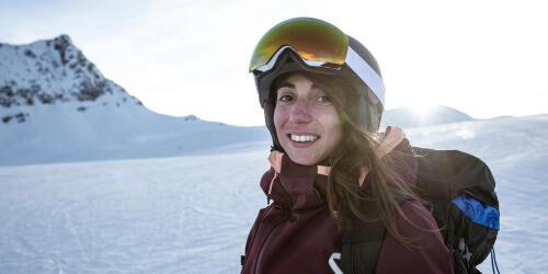 Partir en vacances au ski avec un bébé