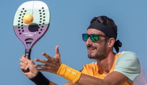 service beach tennis
