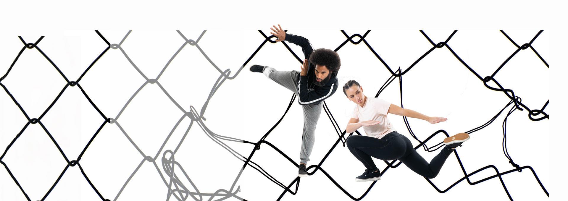 HIPHOP, locking, popping, breakdance, danse urbaine decathlon
