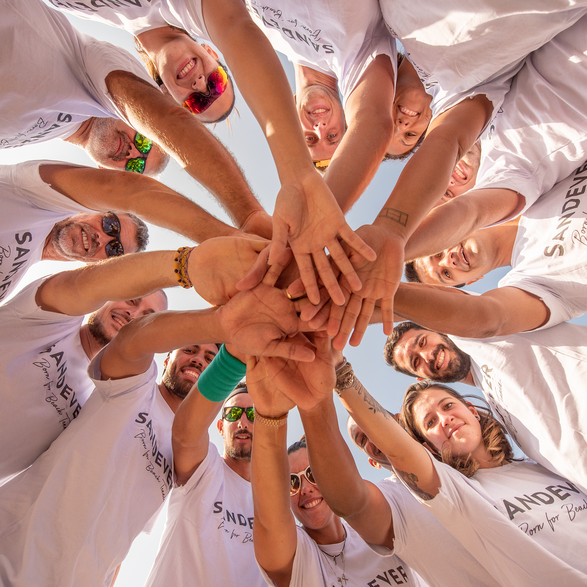Ontdek onze sportieve teambuildings! Kies uit onze verschillende teambuildings en krijg een cadeaubon twv 50 euro in return!