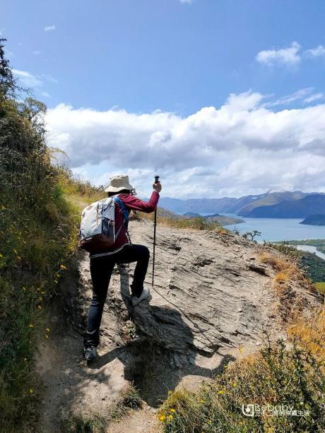 迪卡儂裝備陪我完成紐西蘭南島登山健行