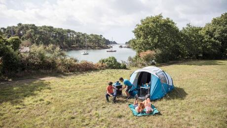 輕鬆愉快露營3大營地推介