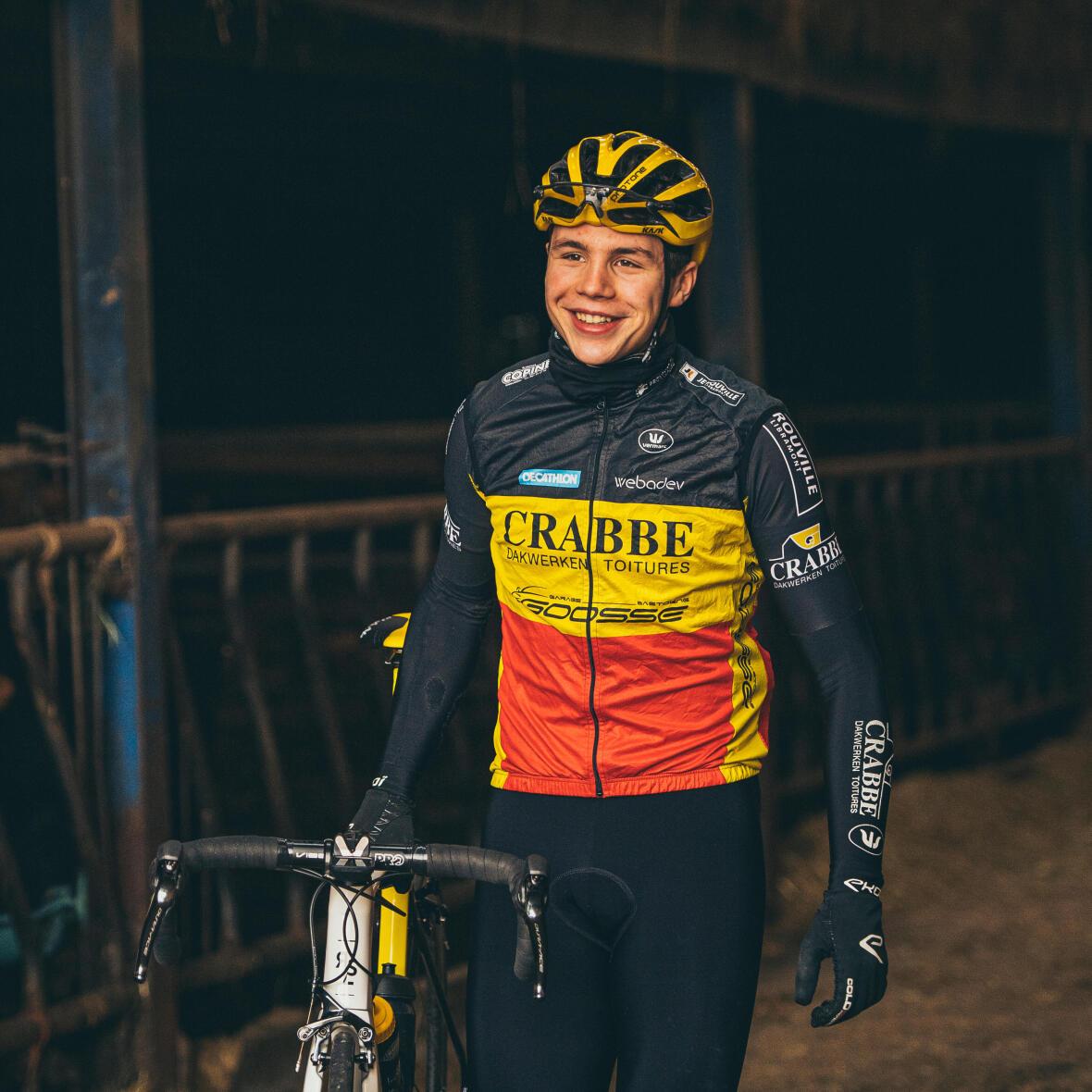 vélo de route Decathlon