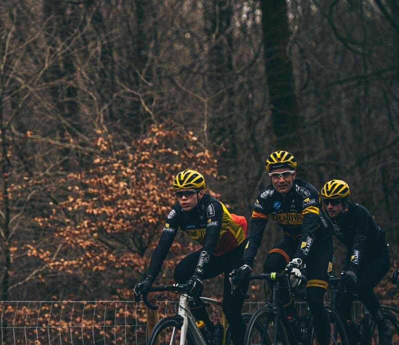 Arnaud De Lie vélo de route