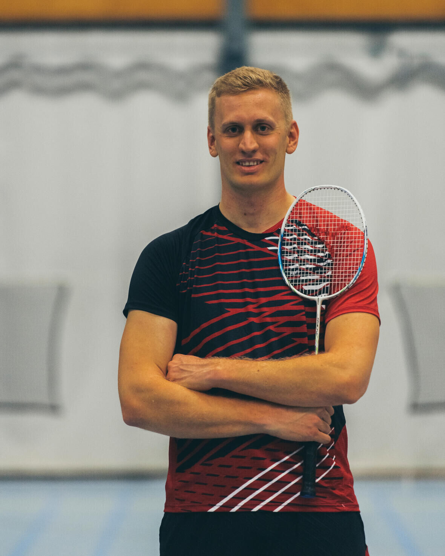 Tom badminton