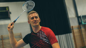 Tom badminton
