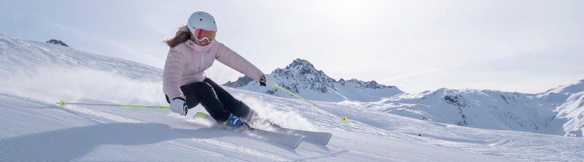 A new range of skis rich in experience!