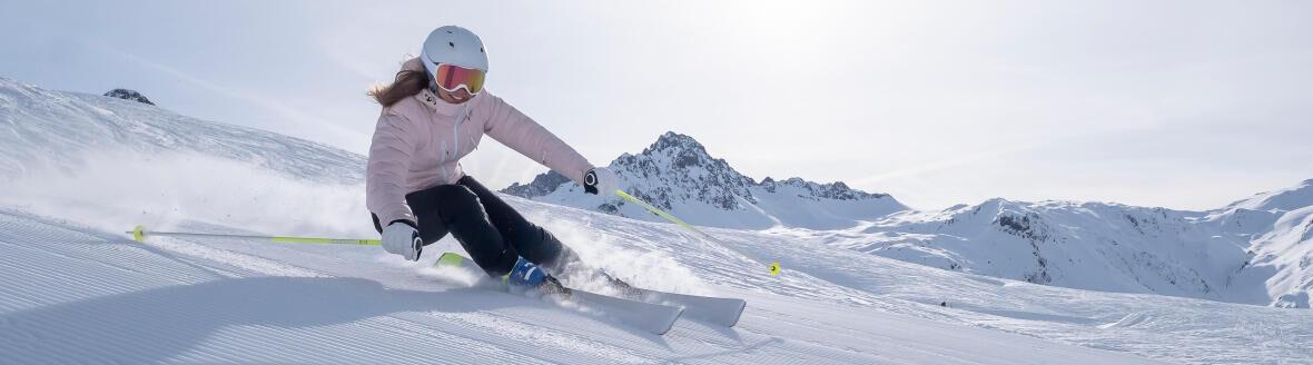 Une nouvelle gamme de skis haute en expériences !