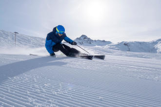wedze tips on how to progress in skiing