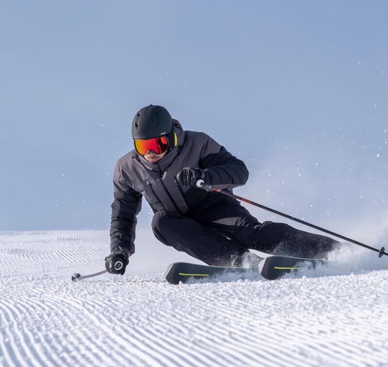Bien farter et affûter ses skis - titre