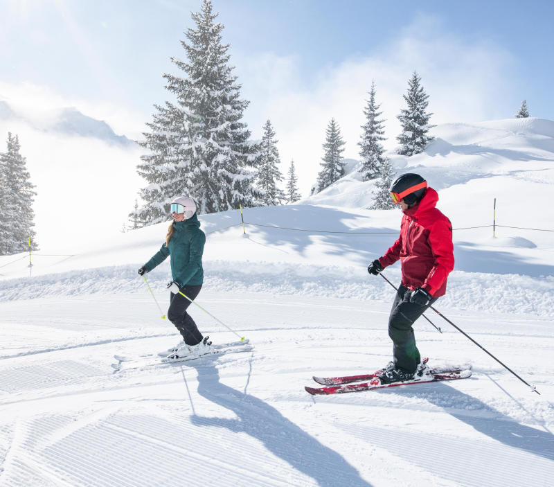 mieux tourner a ski - titre