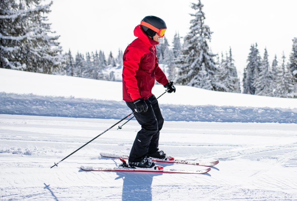 comment progresser en ski : le chasse neige
