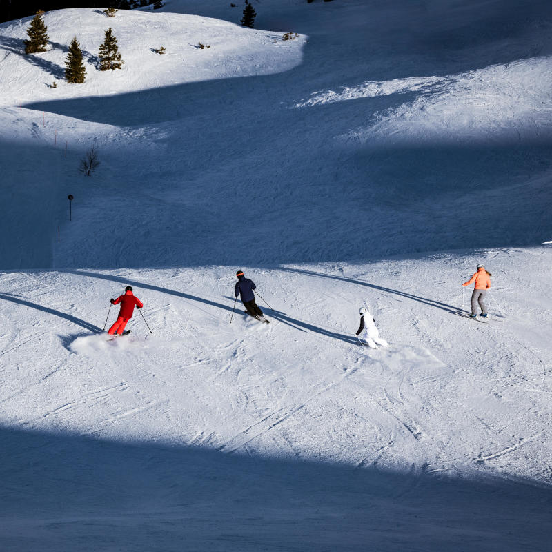 learn the glossary of skiing terms with decathlon