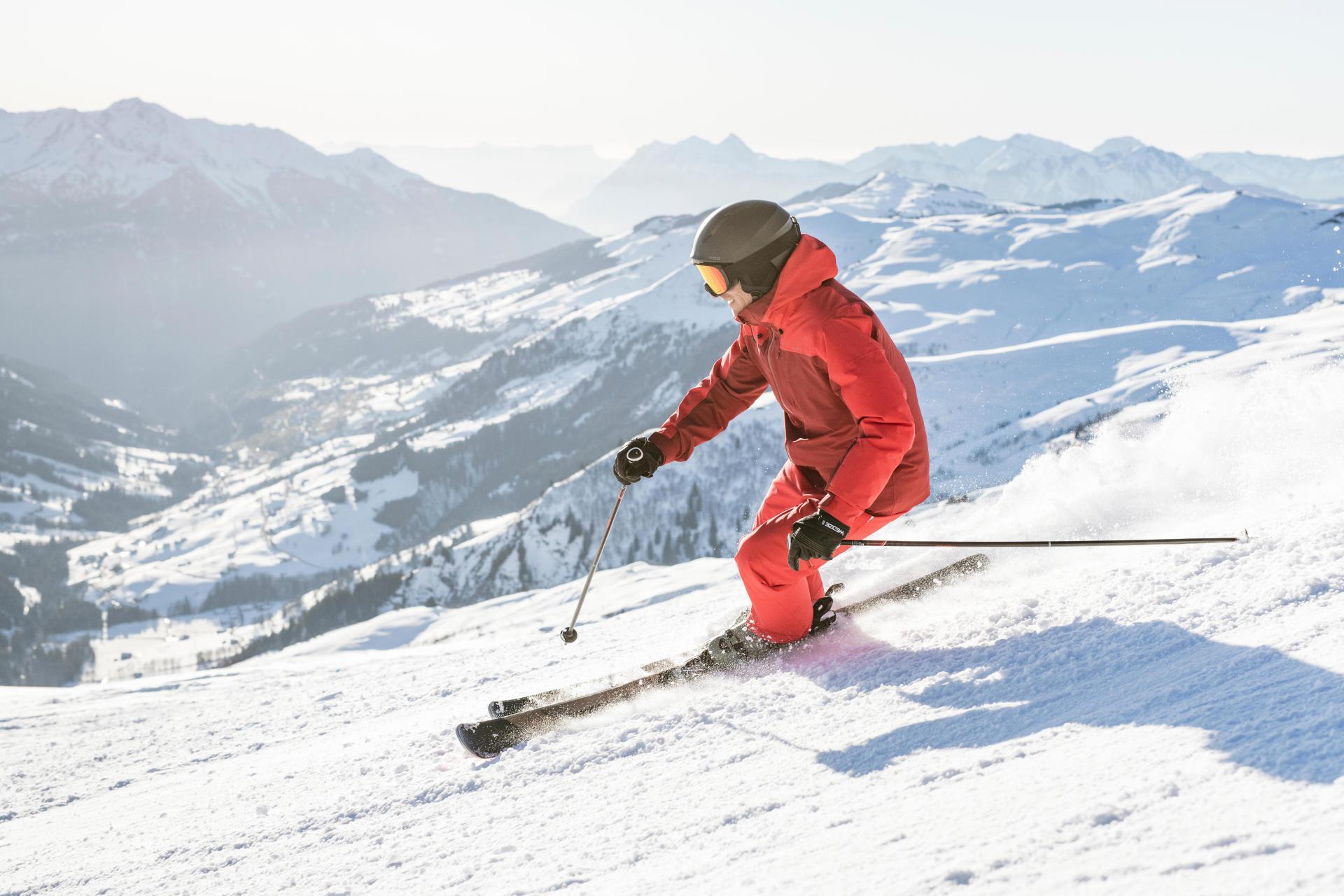 progress coach advice - ski