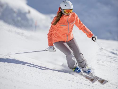 Les bienfaits du ski