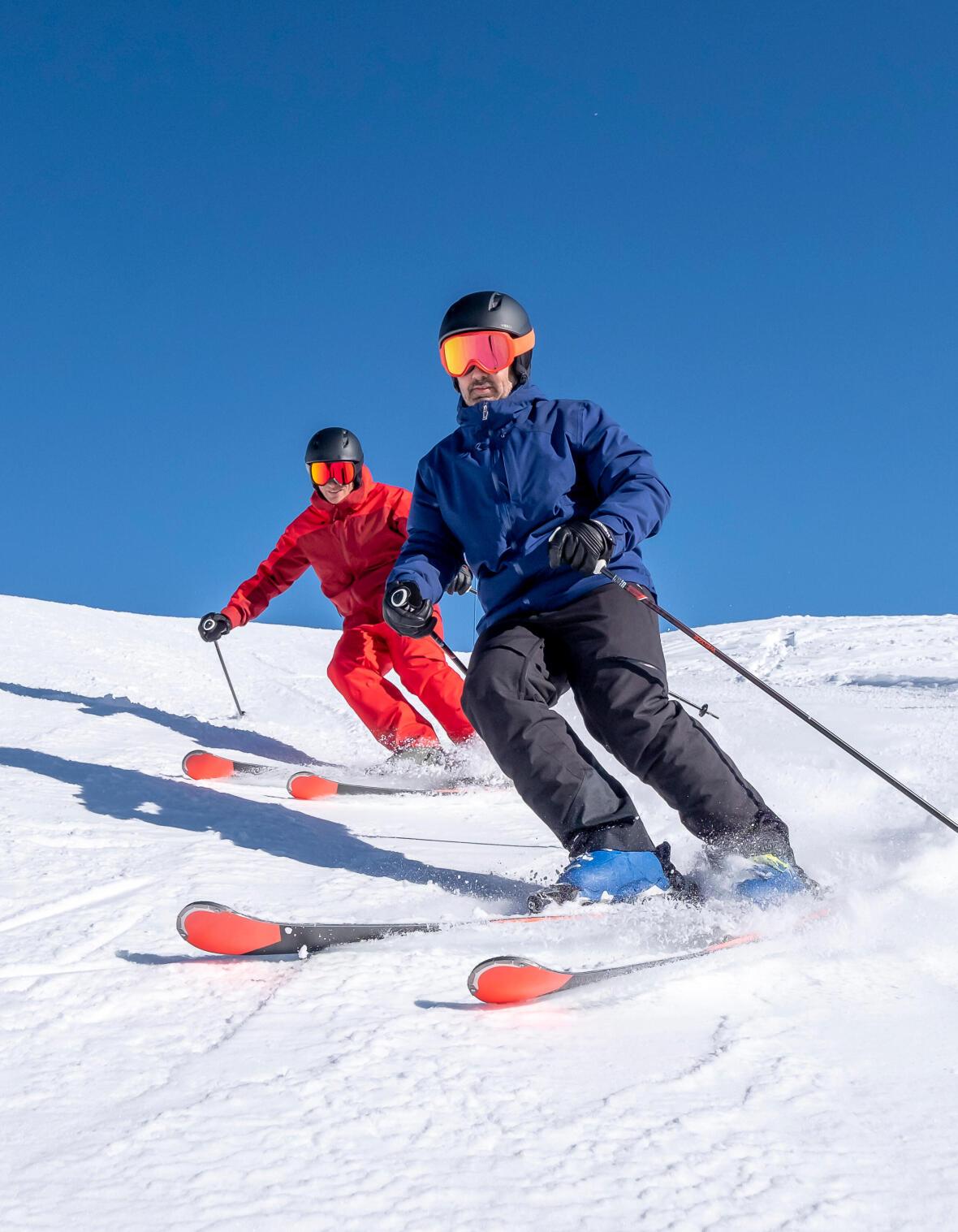 Programme 4 Semaines pour bien préparer sa saison de ski