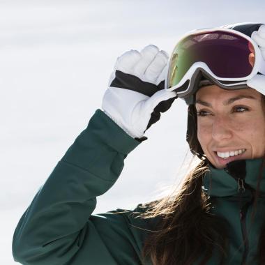 moufles ou gant de ski