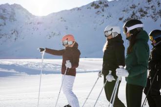 Comment réagir en cas d'accident sur les pistes de ski, les conseils wed'ze