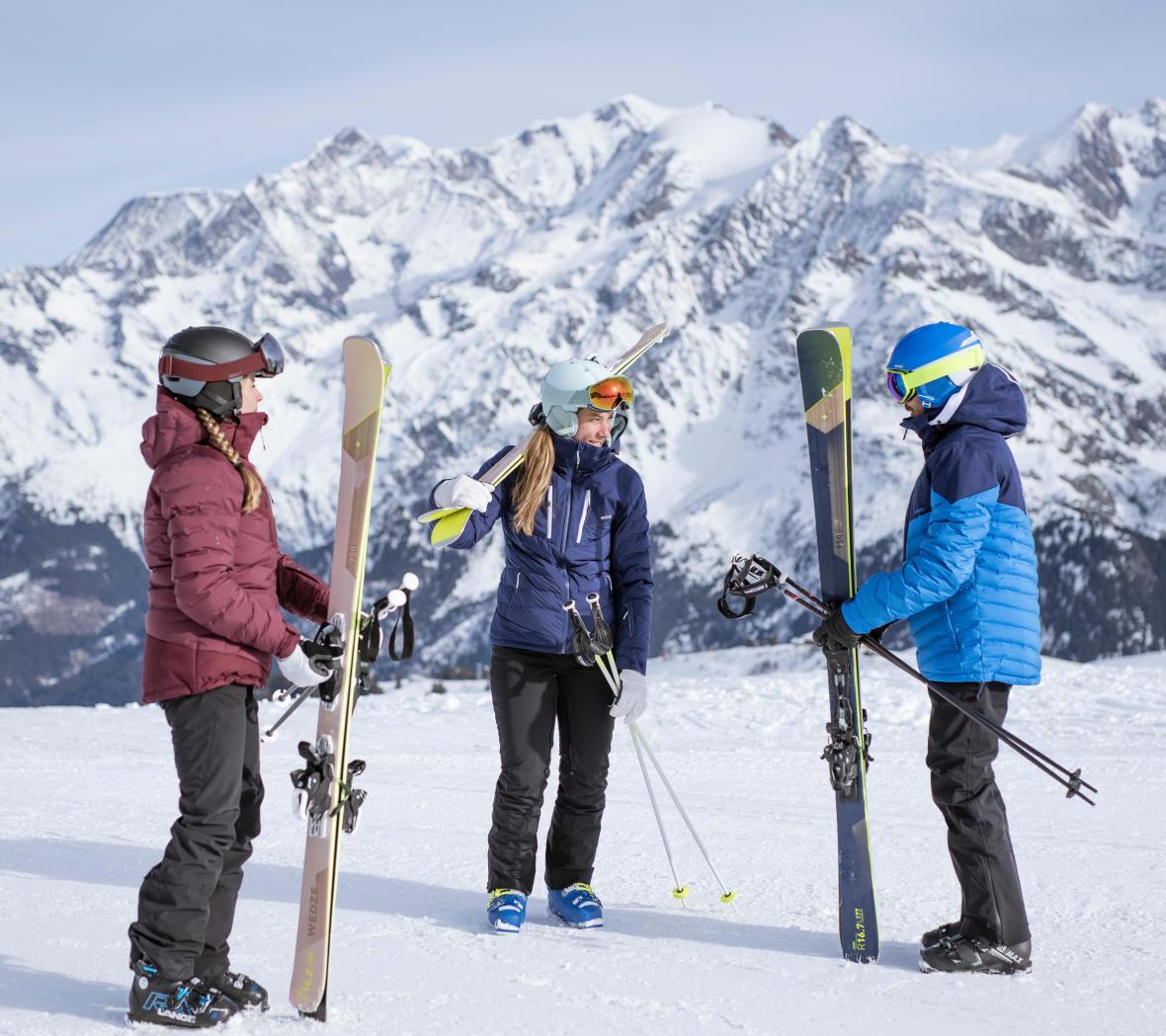 bien préparer son matériel de ski