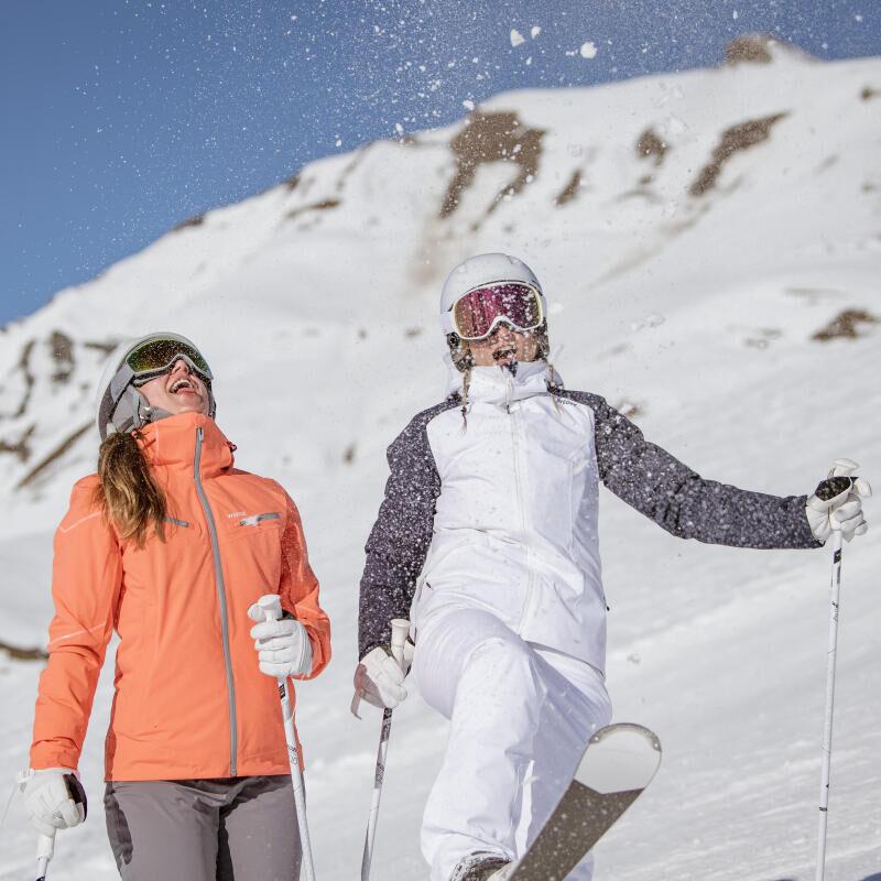 Comment entretenir l'imperméabilité de votre veste de ski