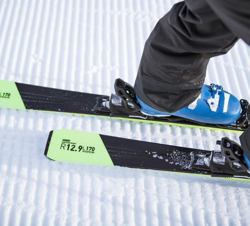 How to put your skis on and off without any worries with Wed'ze