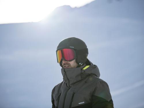 Looking after your ski helmet