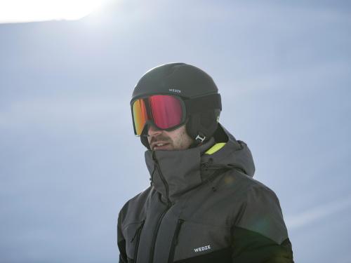 Comment bien régler son casque de ski