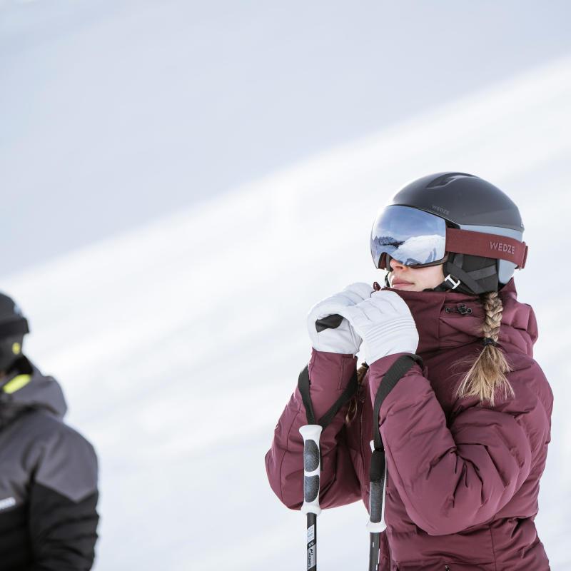 CT - Comment bien régler son casque de ski - titre