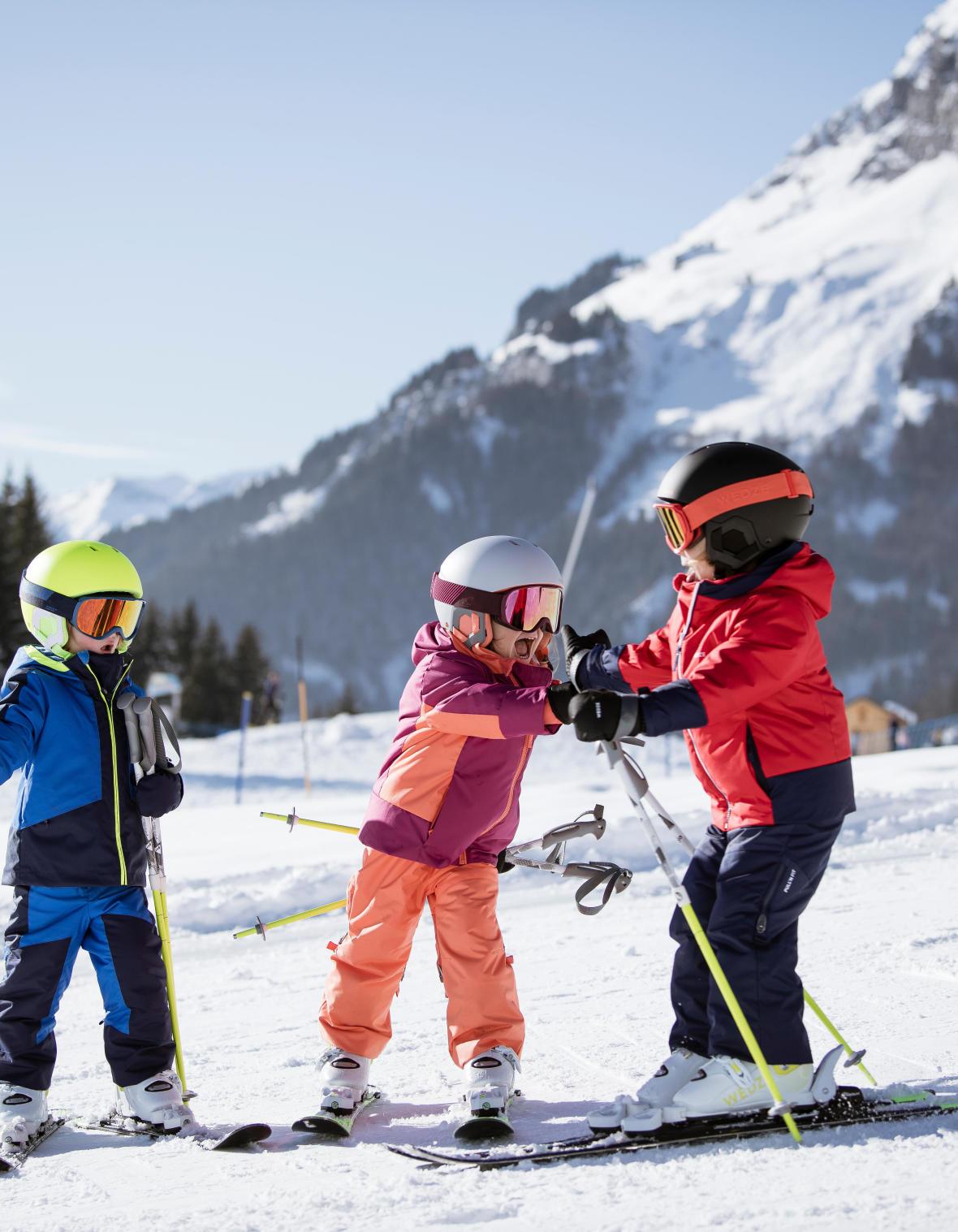 bien préparer ses accessoires de ski