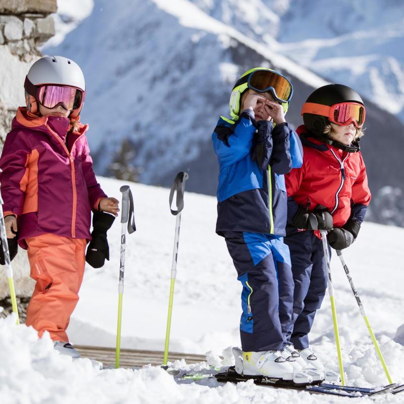 Vacances au ski avec les petits, c'est possible !