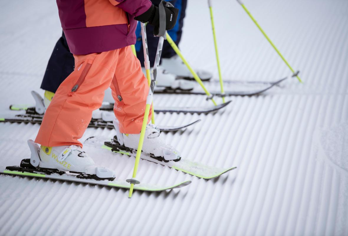 quels skis pour des enfants