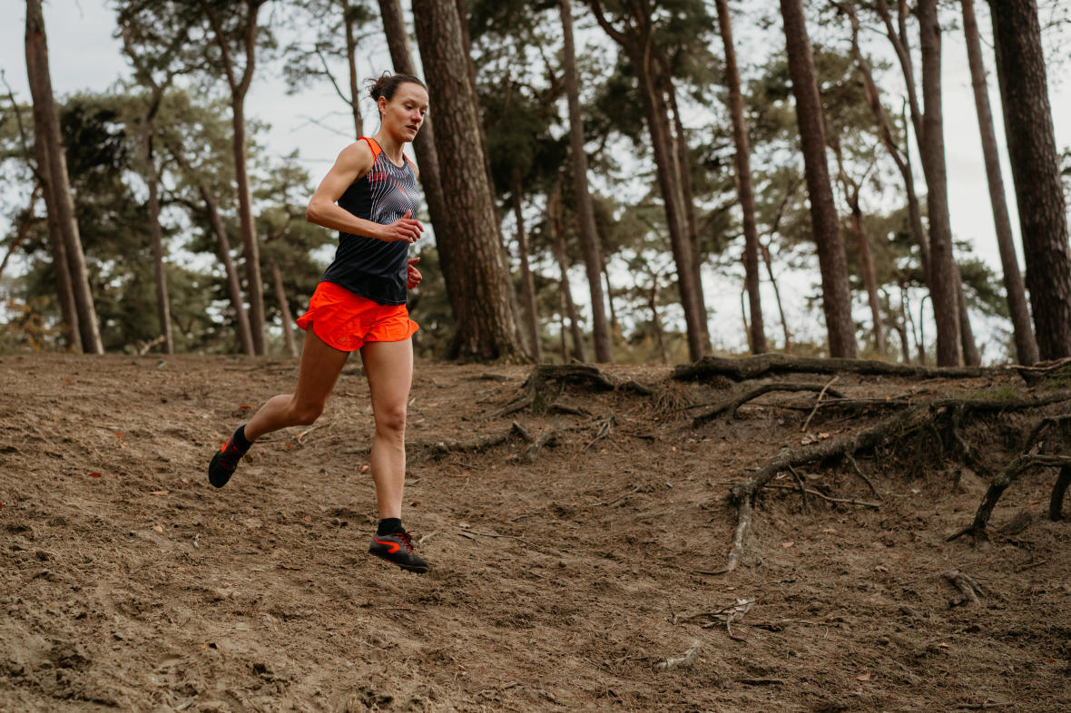 Sofie, athlète athlétique