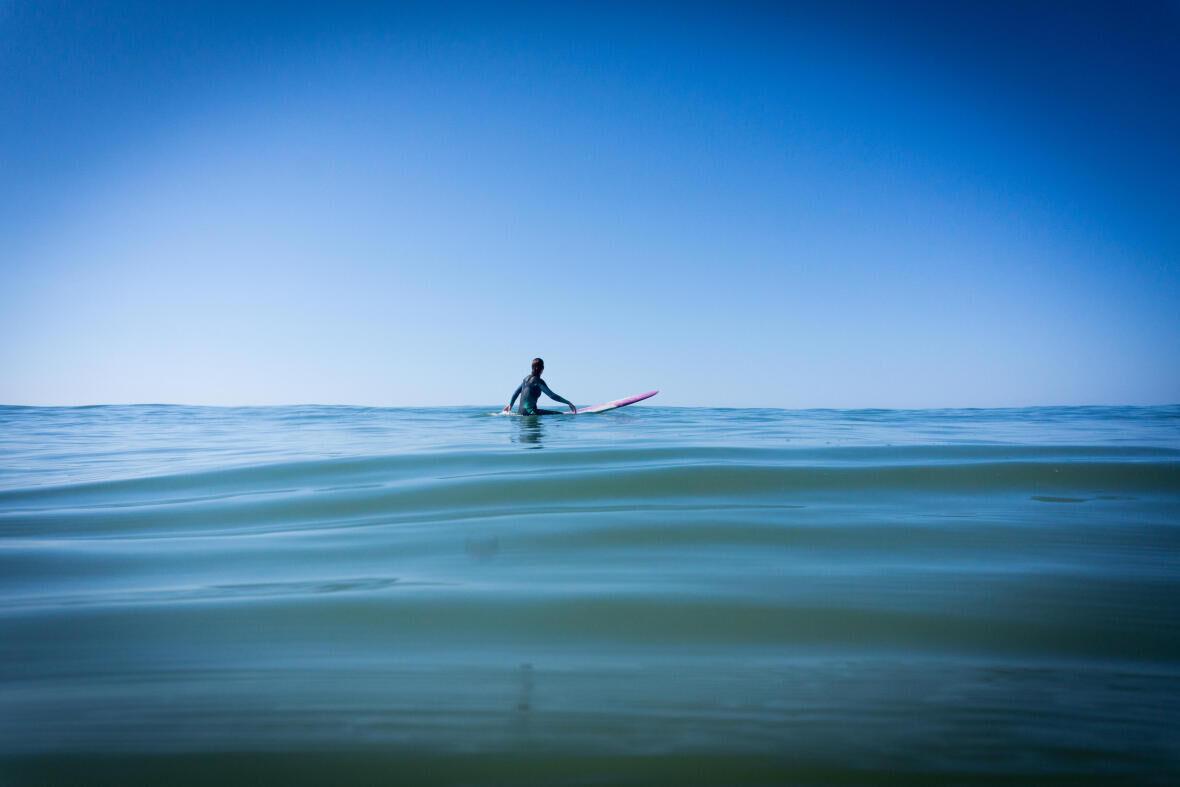 Surfen, goed voor lichaam & geest