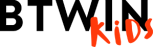 logo btwin kids decathlon