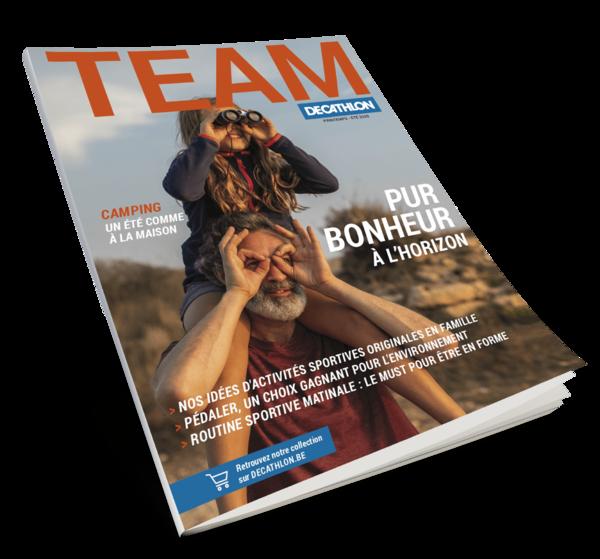magazine team Decathlon