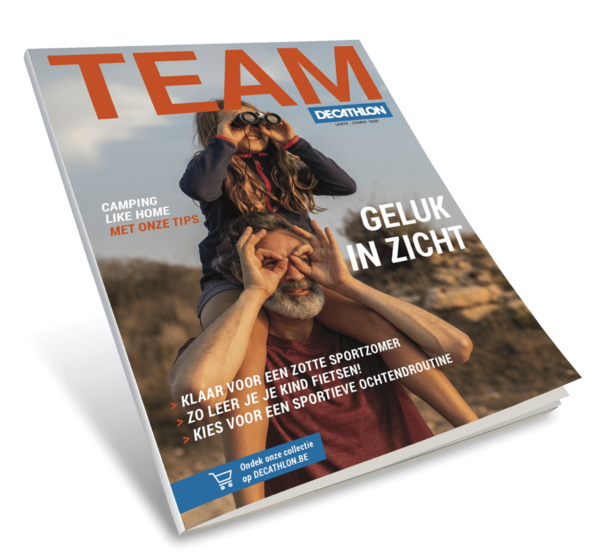 magazine team Decathlon