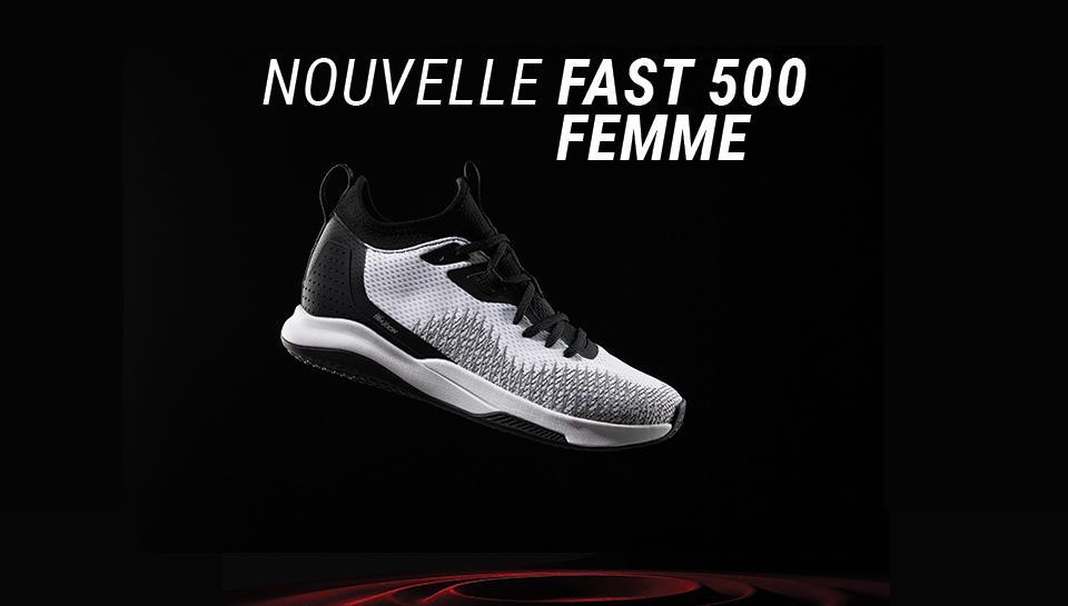 FAST 500 FEMME