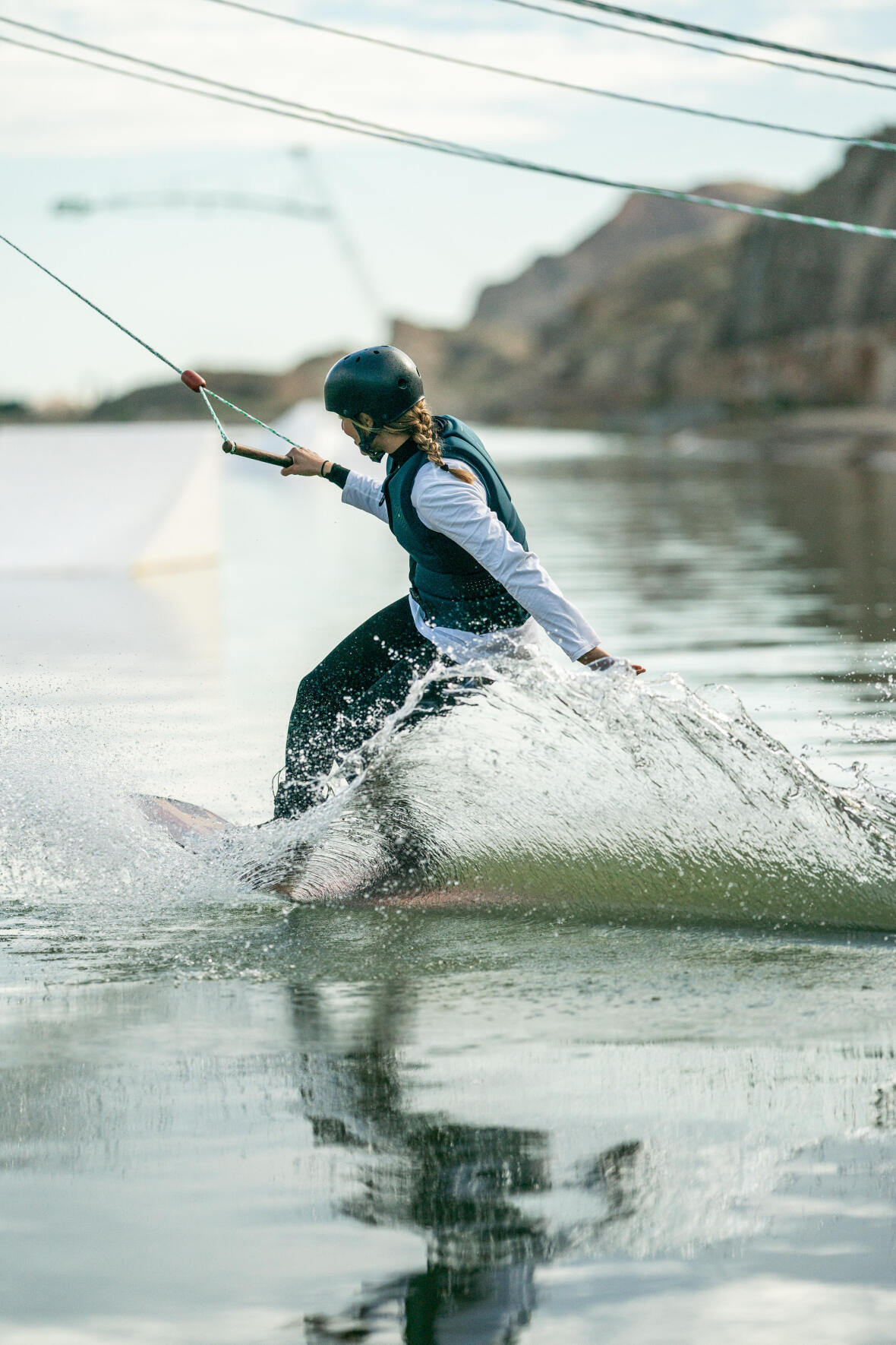 tricks wakeboard cable