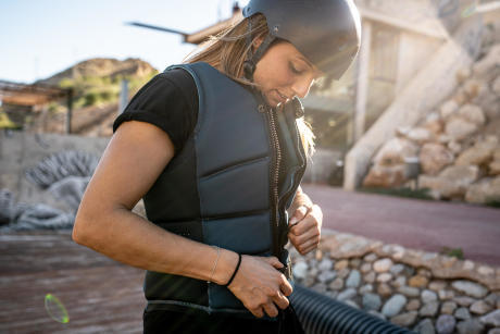 wakeboard debuter equipement