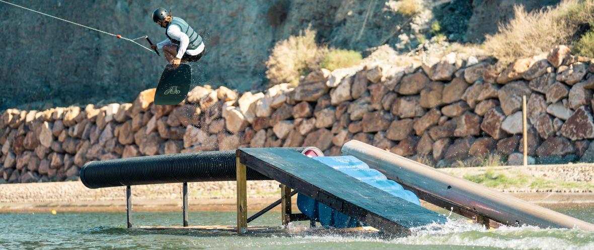 wakeboard air tricks