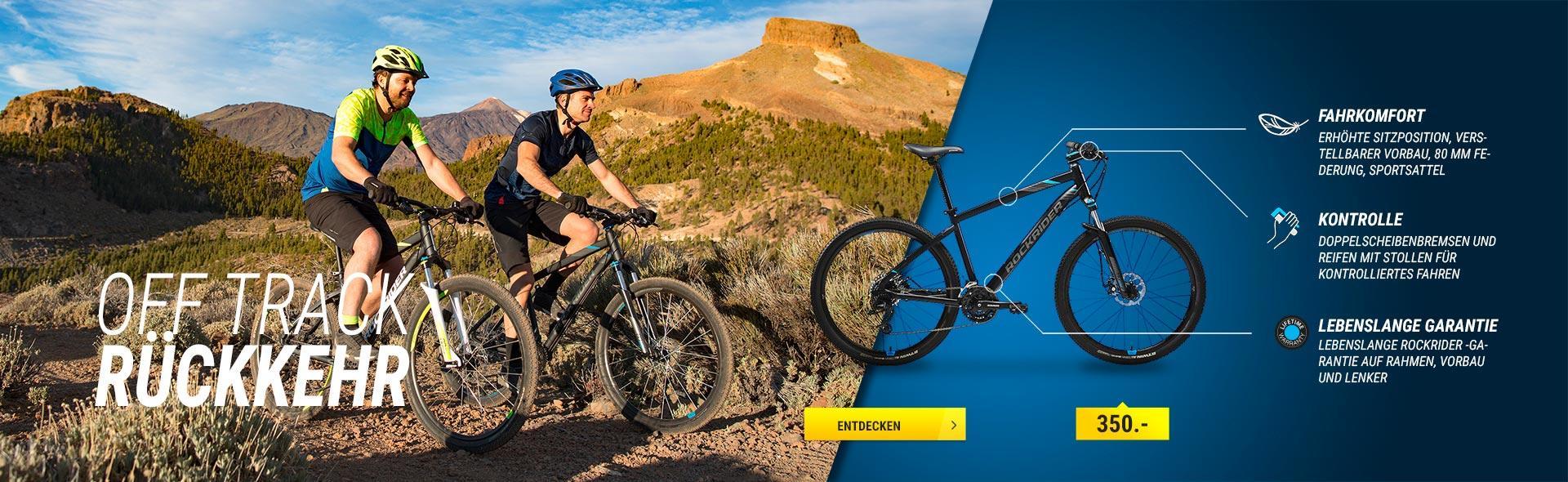 Mountainbike Fahrräder
