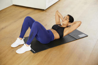 building up your abs quickly
